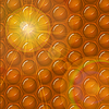 Vector clipart: Honeycomb abstract background
