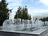 Brunnen in Krasnoyarsk | Stock Foto