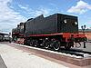 老机车 | 免版税照片