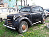 Photo 300 DPI: Old black car