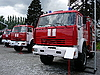 ID 3010911 | Three fire trucks | High resolution stock photo | CLIPARTO