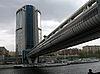 Bridge Bagration | Stock Foto