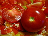Fresh tomatoes | Stock Foto