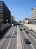 모스크바 도로 | Stock Foto