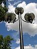 Photo 300 DPI: Three lamps
