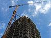 High building crane | Stock Foto
