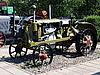 旧拖拉机 | 免版税照片
