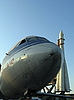 Photo 300 DPI: Plane and rocket