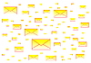 Photo 300 DPI: Spam letters