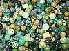 Фото 300 DPI: Разноцветные круглые камни