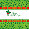 St. Patrick`s background