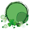 Vector clipart: St. Patrick`s background