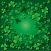 St. Patrick`s background | Stock Vector Graphics