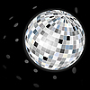 Vector clipart: disco ball