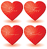 Vector clipart: love trust