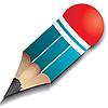 Vector clipart: pencil