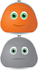 Vector clipart: purse