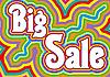Vector clipart: big sale
