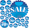 Vector clipart: sale badges