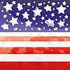 Vector clipart: USA background