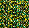 Yellow and green seamless pattern | Stock Vector Graphics