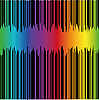 Vector clipart: Rainbow background