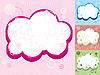 Wolken-Rahmen