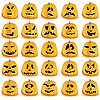 ID 3063248 | Pumpkins | Stock Vector Graphics | CLIPARTO