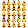 Vector clipart: Pumpkins