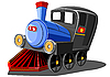 Vector clipart: train