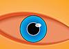 Vector clipart: eye