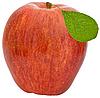 ID 3012747 | Czerwone jabłko | Foto stockowe wysokiej rozdzielczości | KLIPARTO