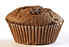 Chocolate muffin | Stock Foto