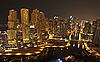 ID 3014098 | Miasto w nocy, Dubaj | Foto stockowe wysokiej rozdzielczości | KLIPARTO