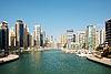 ID 3015801 | Town scape at summer. Dubai Marina | High resolution stock photo | CLIPARTO