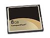 8GB karta Compact Flash | Stock Foto