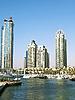 ID 3016725   Town scape at summer. Panoramic scene, Dubai.   High resolution stock photo   CLIPARTO
