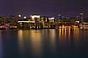 Night city | Stock Foto