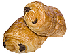 Photo 300 DPI: French croissant