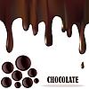 Chocolate background | Stock Illustration