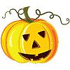 Halloween Pumkin | Stock Illustration