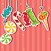 Süßigkeiten | Stock Illustration