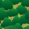 Vector clipart: forest background
