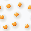 Vector clipart: fried-eggs background