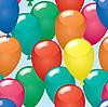 Векторный клипарт: фон воздушные шары