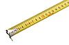 Photo 300 DPI: Yellow measure tape