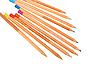 Фото 300 DPI: Набор разноцветных карандашей