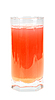 Glass with orange fruit-juice | Stock Foto