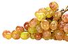 Bunch of yellow grape | Stock Foto