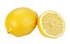 Yellow lemons   Stock Foto